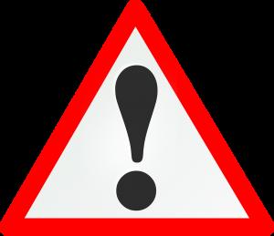 warning, shield, risk